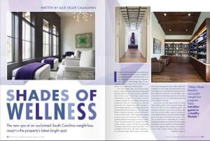 the indigo spa, american spa, american spa magazine